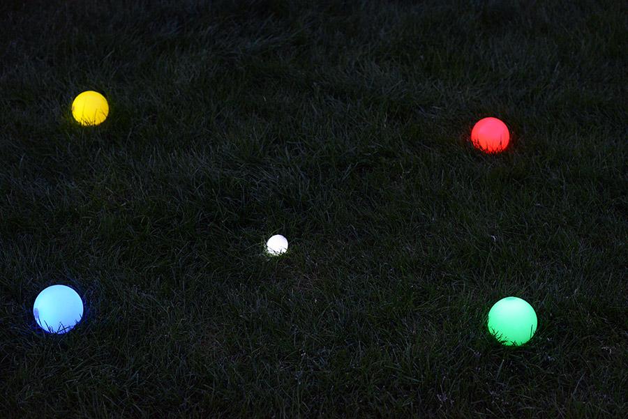 LED Boccia