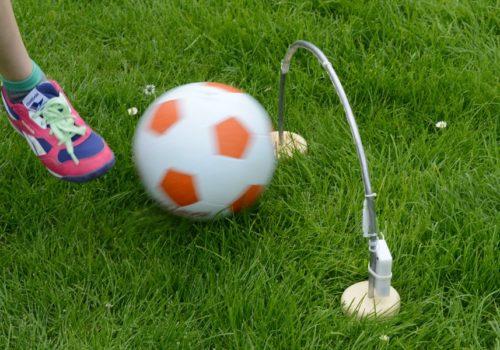 Fussball Dribbling