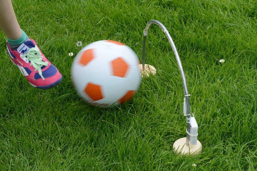 Fussball Croquet