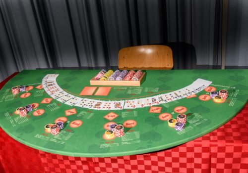 Fünf Karten Poker