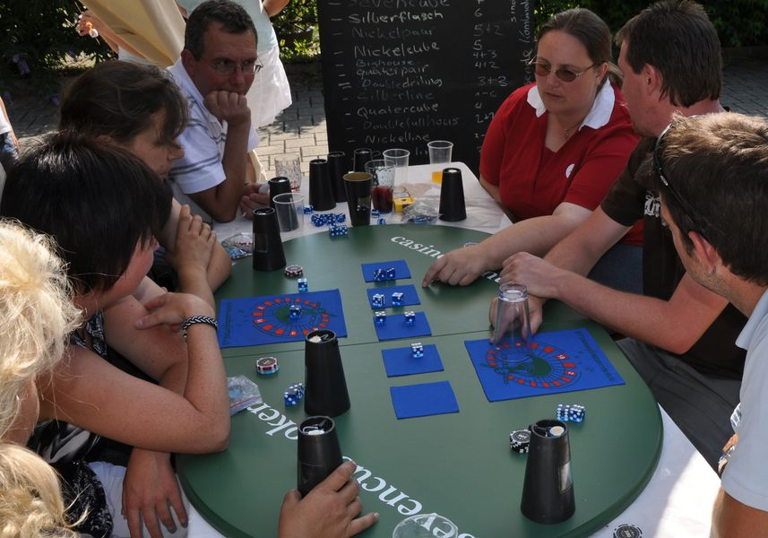 Seven Cube Poker