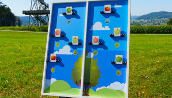 Wilhelm Tell Mobiler Deluxe Spielpark Events4Rent