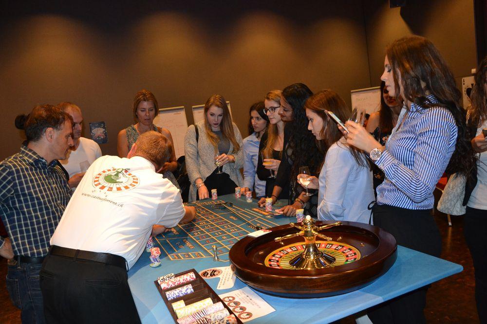 Casino Event – Bilanzessen ZKB