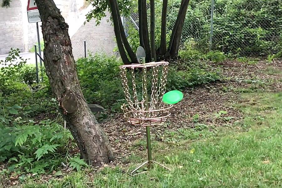 MINI Disc Golf – Auf Kleinem Gelände