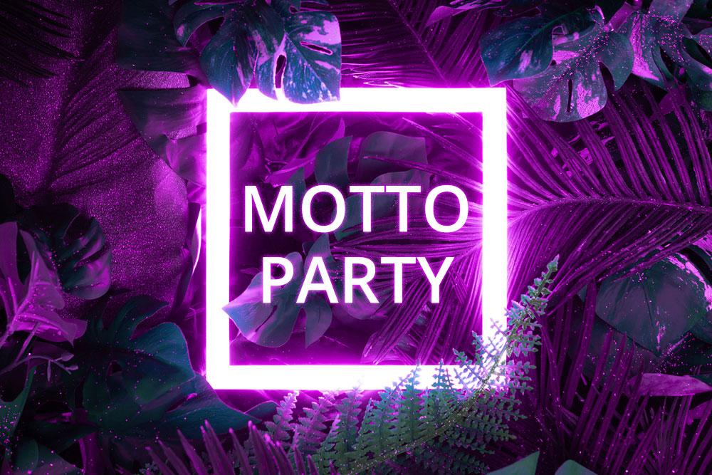 Mottoparty – Ein Rundum-sorglos-Paket