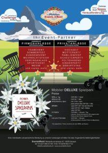 Deluxe Spielpark Events4Rent